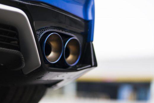 Nissan GT-R 50. yıl dönümü versiyonu 2019 New York Uluslararası Otomobil Fuarı'nda yerini aldı.