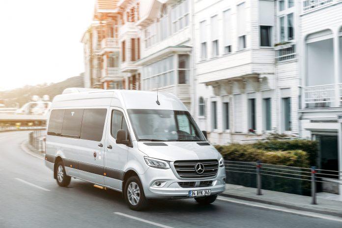 Yeni Mercedes-Benz Sprinter