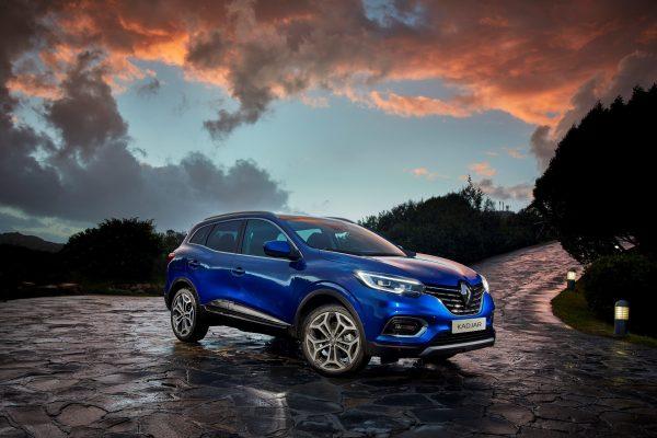 Yenilenen Renault KADJAR  modern dokunuşları hissedebilyorsunuz.