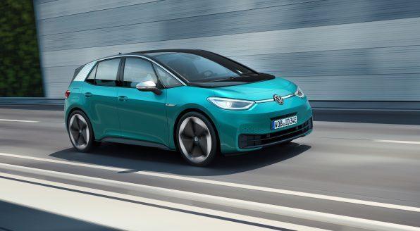 Yeni Volkswagen ID.3