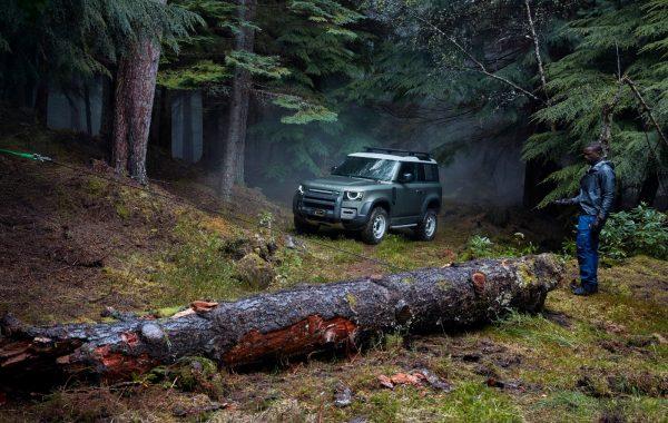 Yeni Land Rover Defender