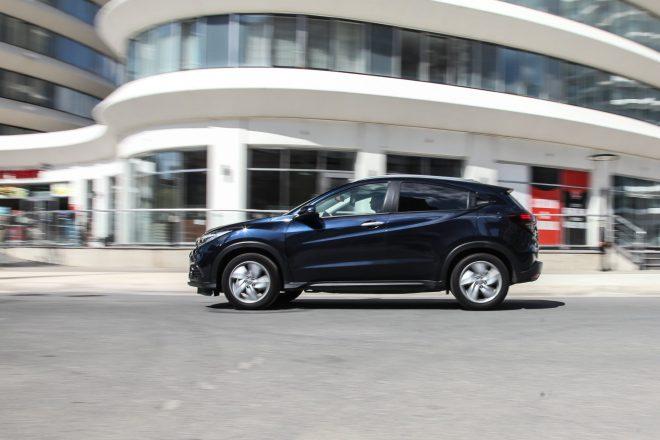 Honda HRV Test sürüşü