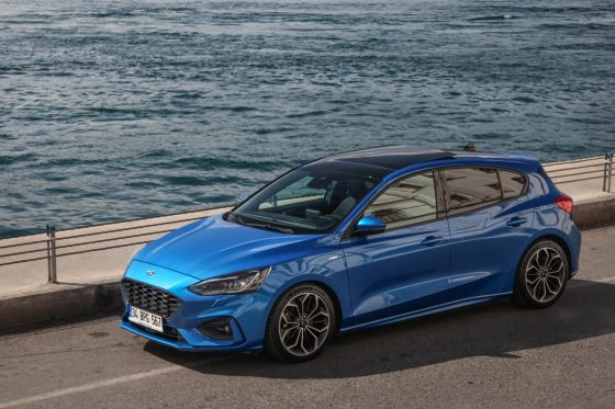 Ford Focus 2019 Test