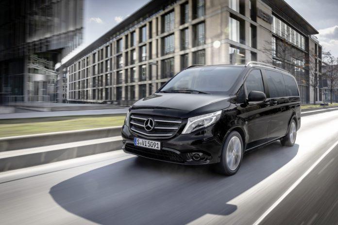Mercedes-Benz Vito Tourer Yenilendi