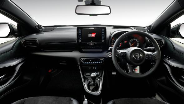 Toyota Yeni GR Yaris
