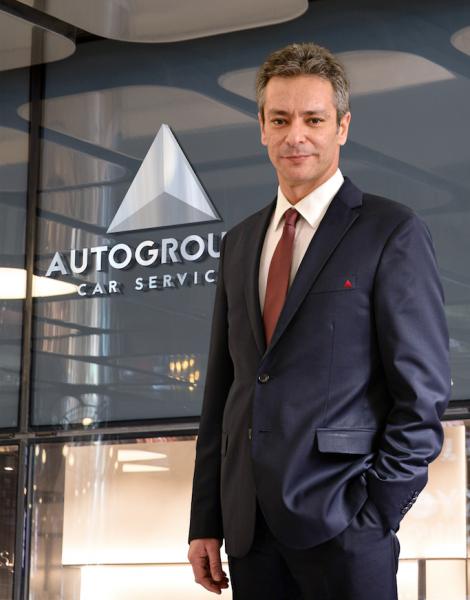 AutoGrouppe Yönetim Kurulu Başkanı Barış Özkan
